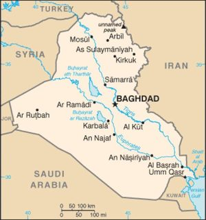 kurdish areas iraq