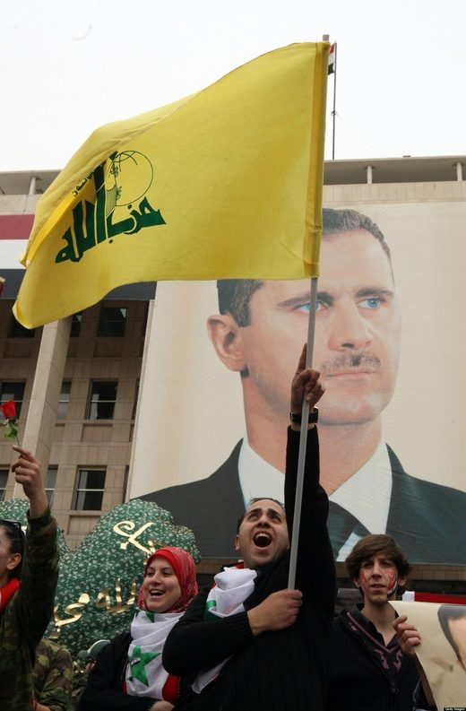 Hezbollah involvement in Syria