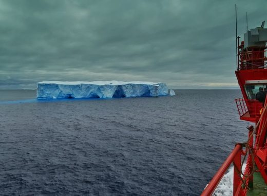 Iceberg South Africa drought