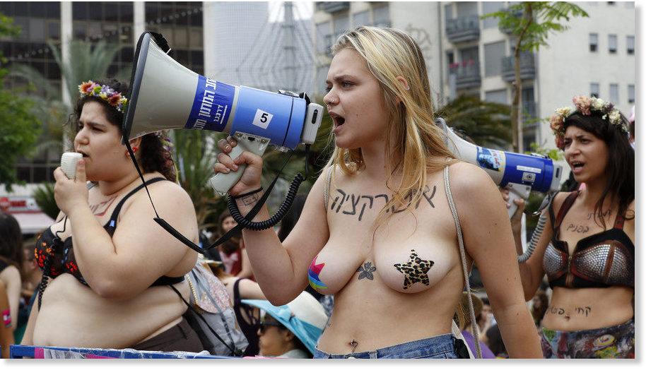 Whores in Tel Aviv