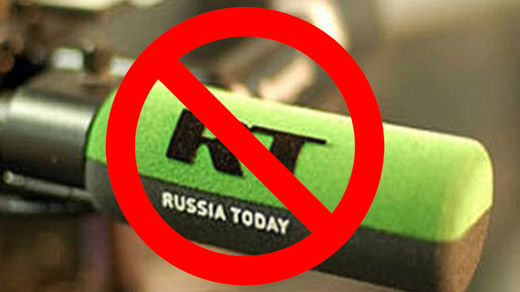 russia today censor
