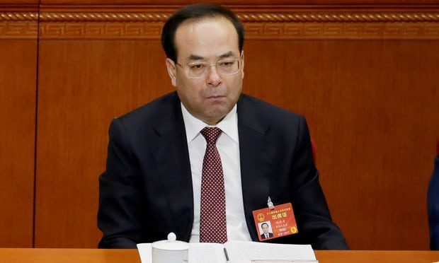 China: Former rising political star sentenced to life in ...
