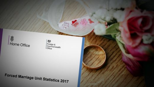 forced marriage statistics