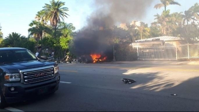Deaths of Florida students in fiery Tesla electric car ...