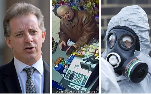 Christopher Steele Sergei Skripal