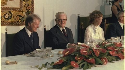 Jimmy Carter, Ernesto Geisel