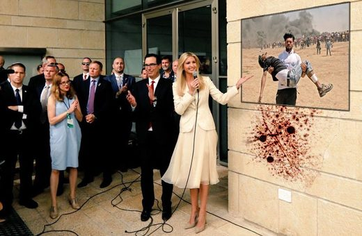 Ivanka Trump US embassy Jerusalem