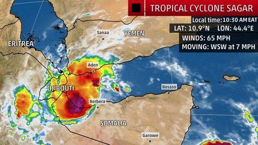 gulf aden cyclone sagar
