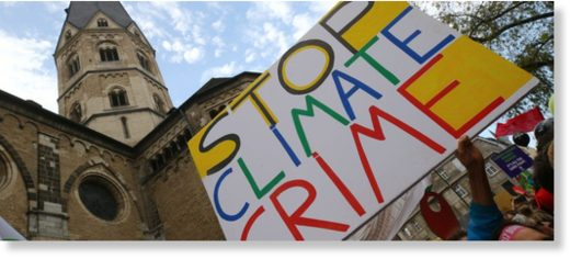 stop climate crime