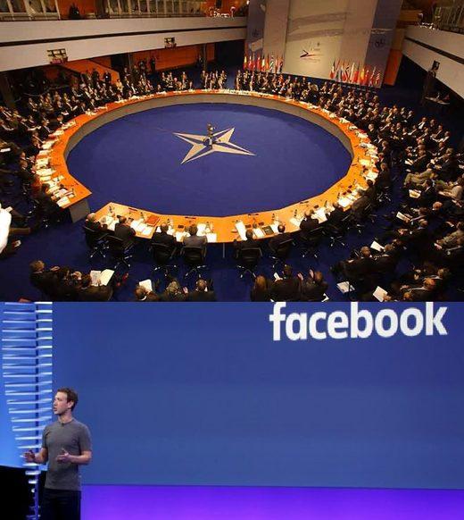 NATO Facebook