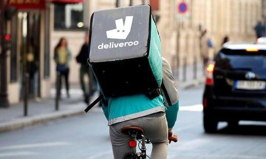Deliveroo driver