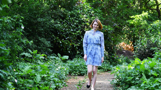 Alive and well: Yulia Skripal says 'returning to Russia is the long-term goal' in her first interview since attack