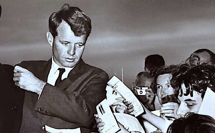 How Robert F Kennedy Jr Distorted >> So Who Killed Bobby Kennedy Rfk Jr Does Not Believe It Was Sirhan