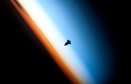 Endeavour atmosphere