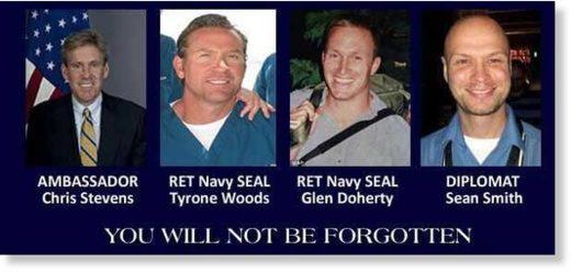 Benghazi killed