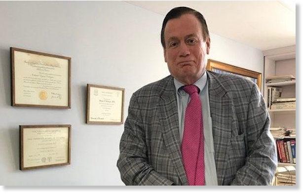 Prominent Psychiatrist Says Genuine Victims Of Demonic