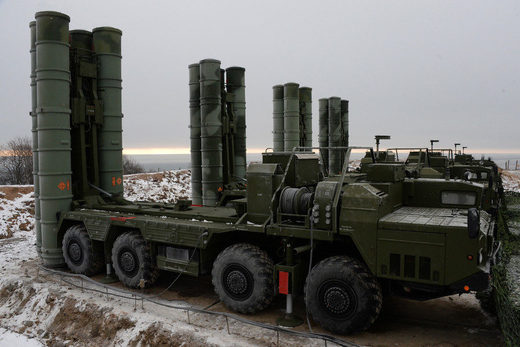S-400 guarding skies of Russia's Far East