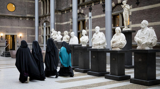 burqa ban, dutch ban face-covering clothes