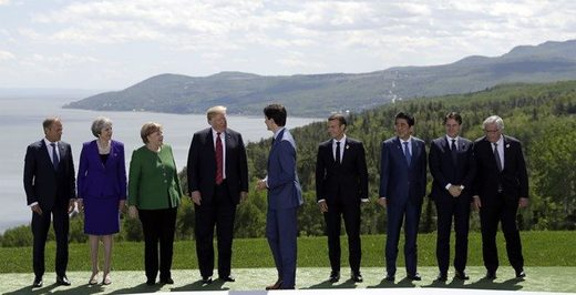 trump group of 7 summit G7
