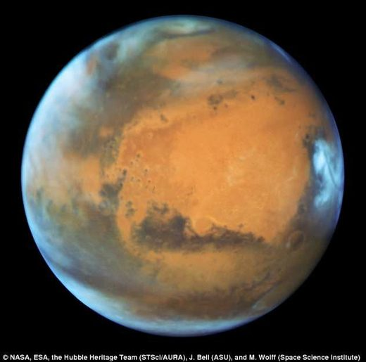 Mars will be closer to Earth than it has in 15 years - Here's how to spot it