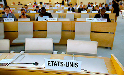 UN Human Rights Council session