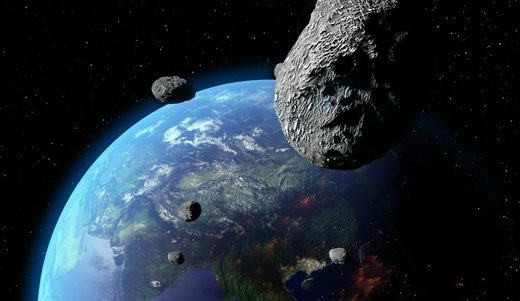 NASA asteroid tracking deflection