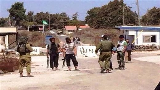 Israel Syria Golan IDF Nusra