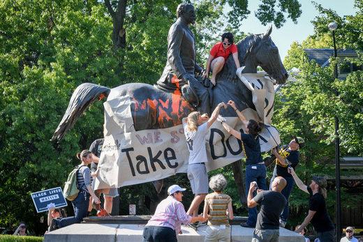 confederate monument controversy