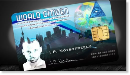 World Citizen Card