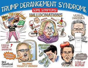 Trump Derangement Syndrome