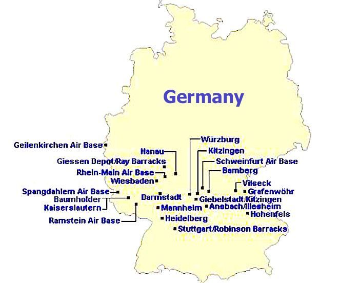 Could Us Military Occupation Of Germany Be Ending Puppet Masters