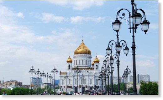 Orthodoxy and Russia