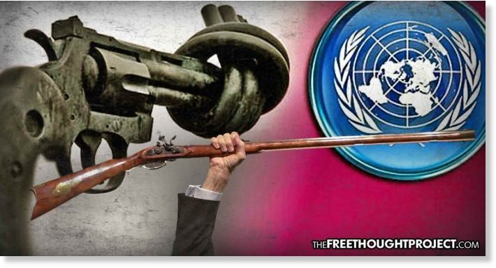"Gun control goes global? Media silent as US agrees to ""full implementation"" of UN gun control agreement -- Sott.net"