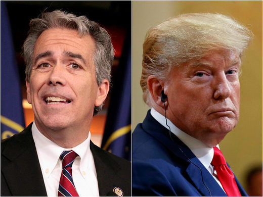 Joe Walsh calls Trump 'traitor' after being humiliated by Sacha Baron Cohen