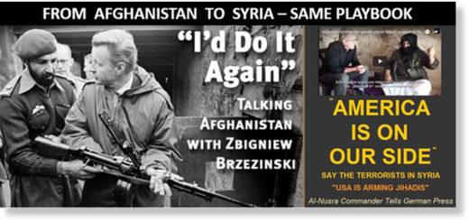 Brzezinski afghanistan