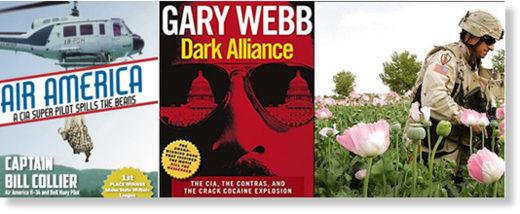 Gary Webb CIA drugs