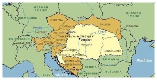 austria-hungary empire 19th century Ukraine