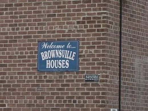 Brownsville house in NY