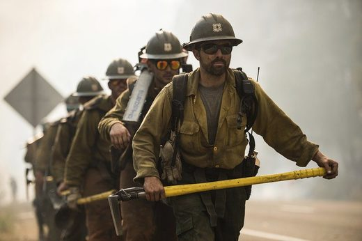California Fire Fighters