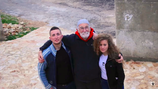 Ray McGovern and Ahed Tamimi