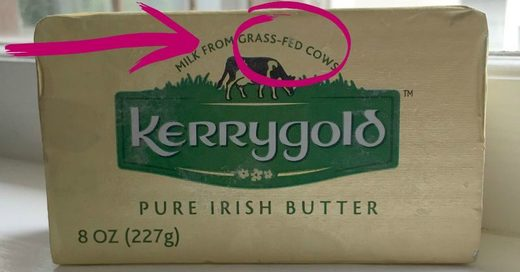 kerrygold butter grass-fred