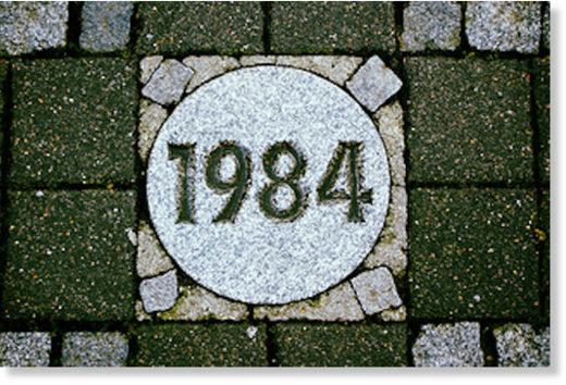 1984 mosaic