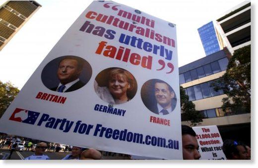 multi-culturalism Europe