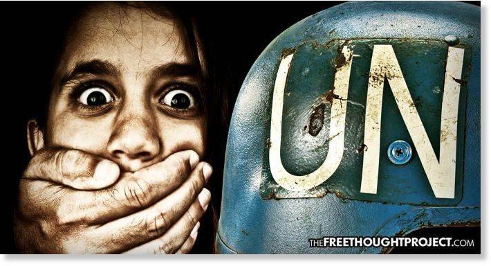 Horrifying: UN report details rampant rape of children by high-level UN employees -- Sott.net
