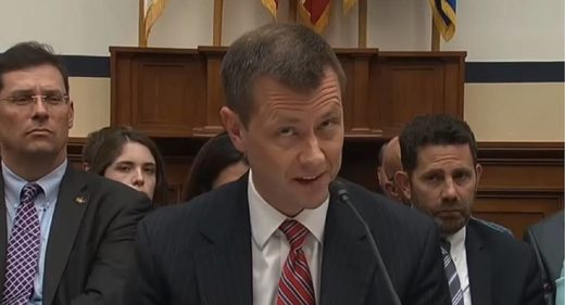 strzok congress hearing