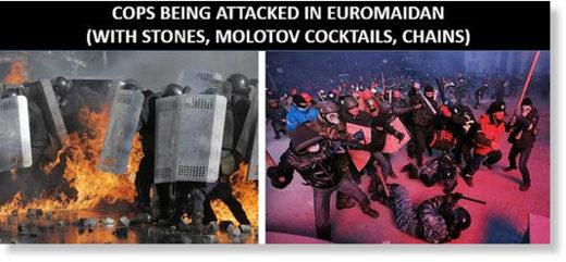 Euromaidan protestors