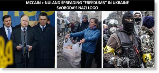 McCain Nuland Kiev