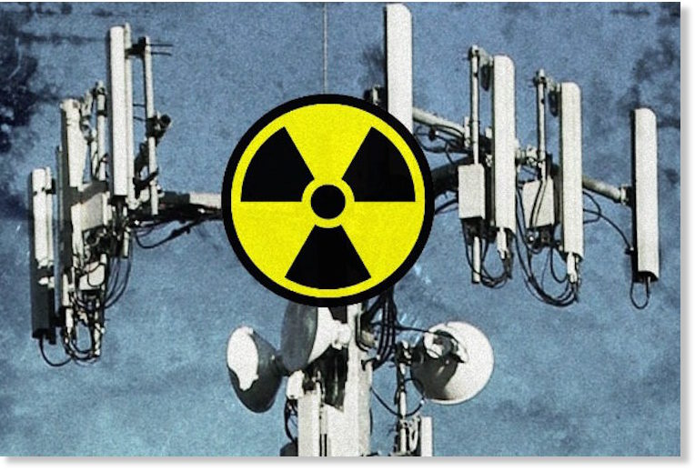 Largest ever cell tower radiation study confirms link to