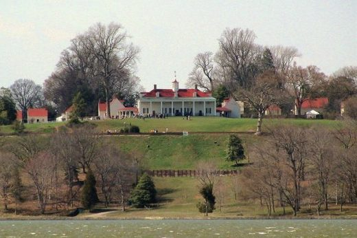 Washington's estate
