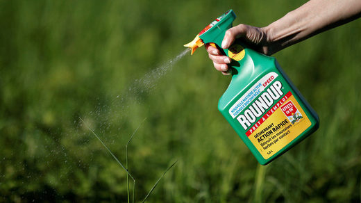 monsanto weed killer glyphosate